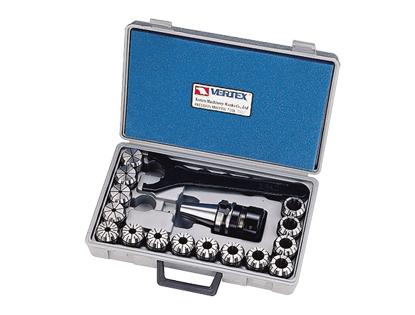 mm18btinfo_t o o l i n g - collet chuck kit with bt taper shank er-16,20,25